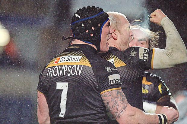 Bucks Free Press: Wasps should be top seeds for the Amlin Challenge Cup