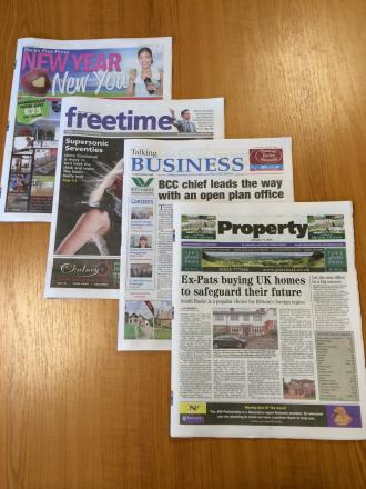 Pick up your Bucks Free Press today