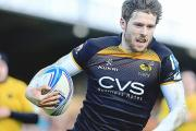 Elliot Daly was Wasps' outstanding player on Friday night.