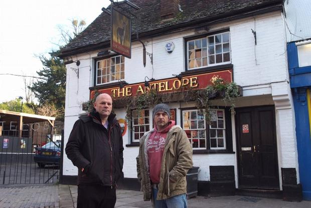Historic High Wycombe pub has closed