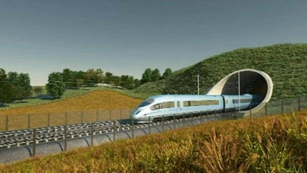 Conservation Board demand longer Chilterns HS2 tunnel
