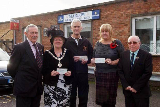Marlow RBL raises toast to fundra