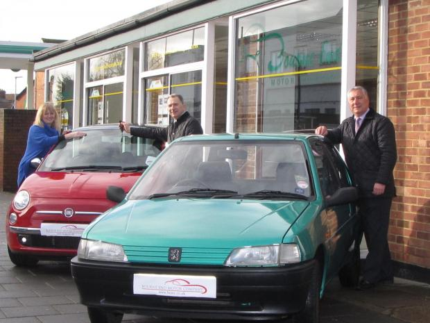 First sale still on road as brothers celebrate 20 years in car business