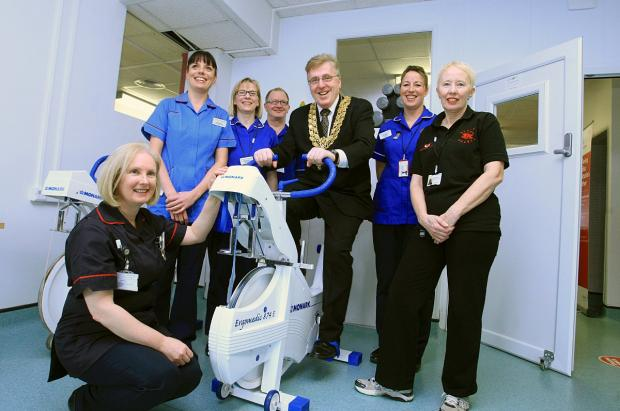 Pioneering heart care programme comes to Wycombe Hospital