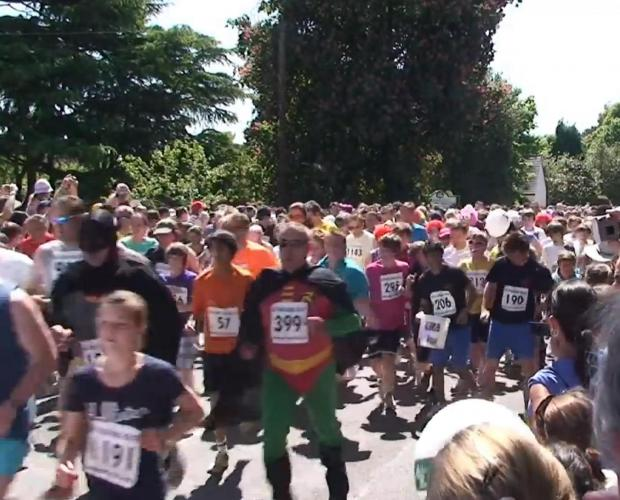 Popular charity fun run set for return
