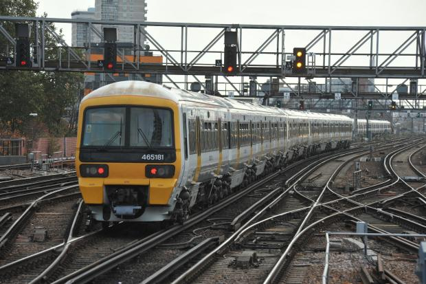 Commuters hit by train delays this morning