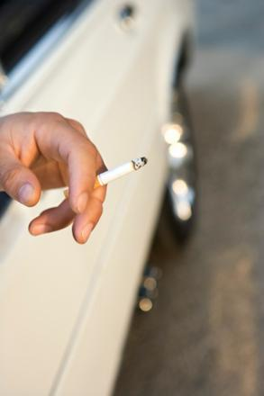 Vote: should there be a ban on smoking in cars with children?