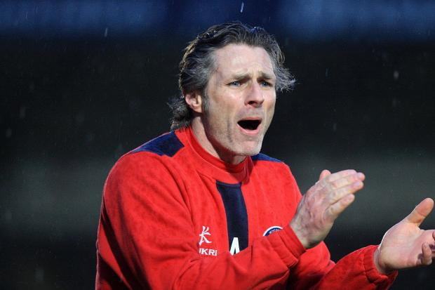 Bucks Free Press: Gareth Ainsworth