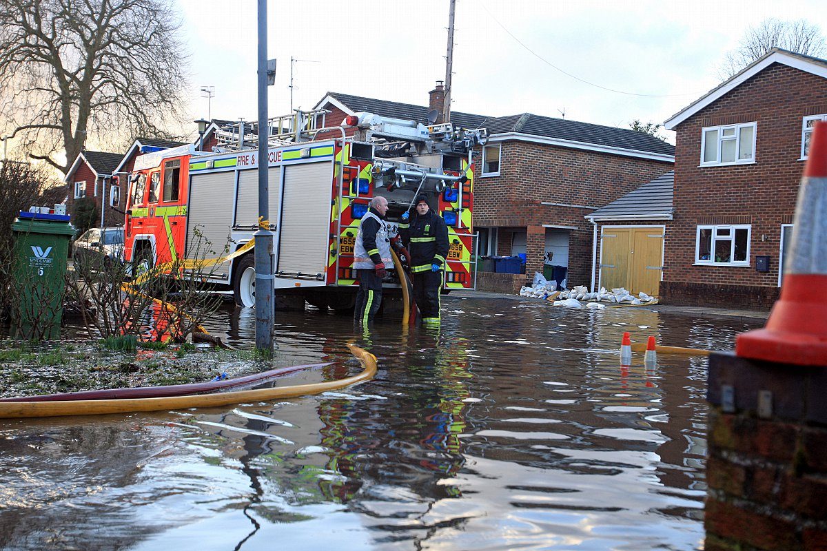 New fund launched to help Bucks flood victims
