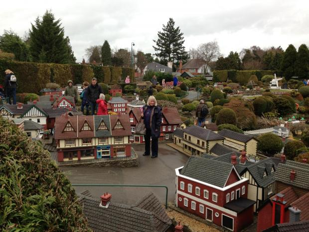 Model village to open doors for special day