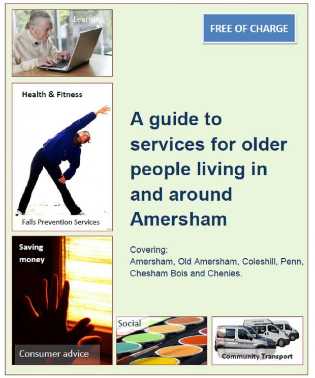 Bucks Free Press: The new Amersham guide