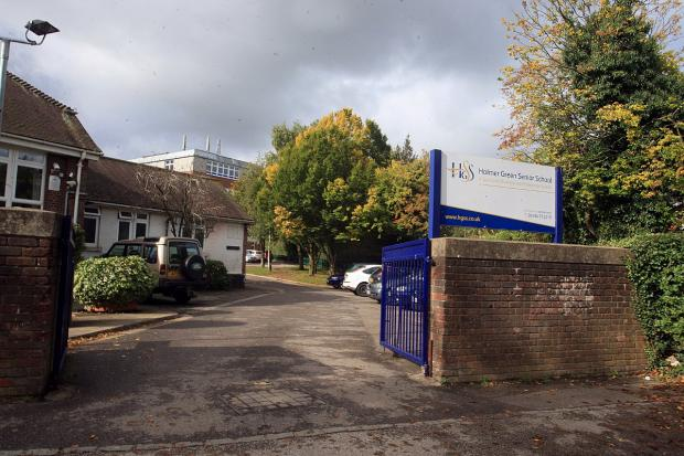 Ofsted finds Holmer Green school requires improvement