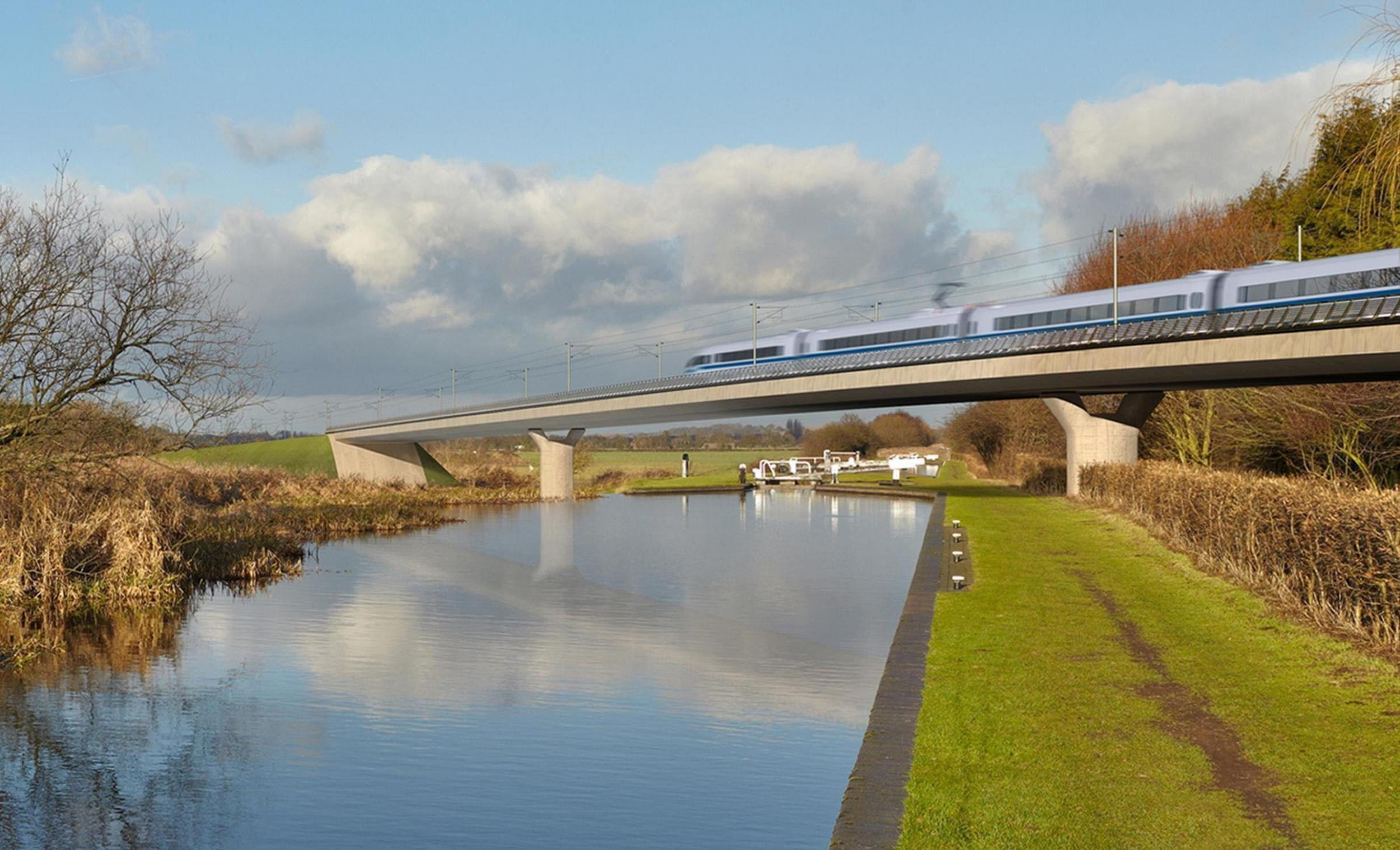 Campaign group says 1,925 HS2 petitions sent to Parliament
