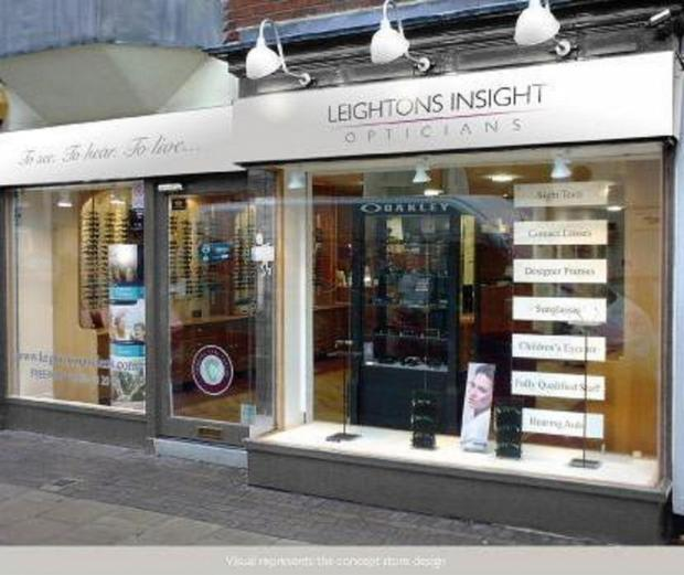 Long-established High Street opticians join forces