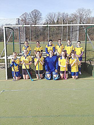 Gerrards Cross HC U16s