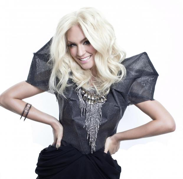 X Factor contestant Kitty Brucknell to sing at BNU talent final