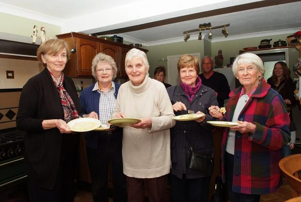 Pancakes help raise over £600 for Wooburn Green church