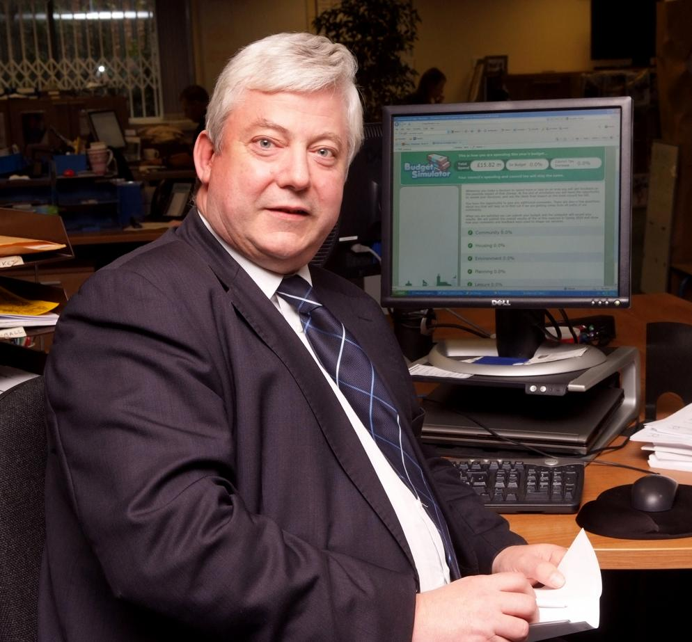 Bucks Free Press: Cllr Tony Green