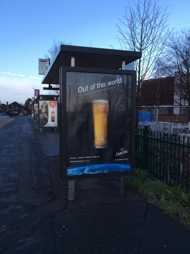 Bucks Free Press: School's lager advert complaint upheld
