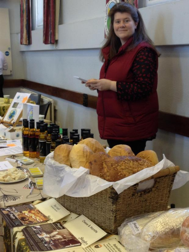Bucks Free Press: Thriving community market branches out with skills workshops