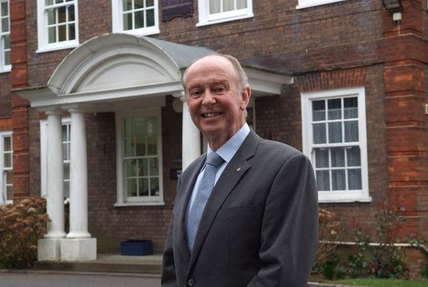 Royal Grammar School headteacher to retire in 2015