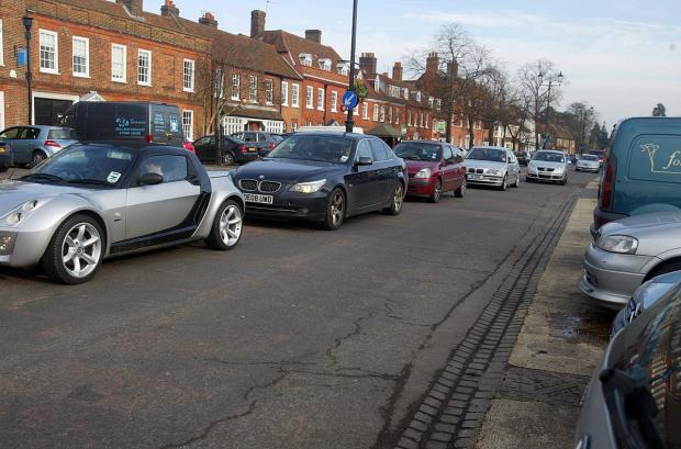 Beaconsfield congestion