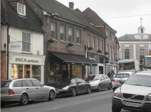 Plans for new restaurant on Marlow High Street