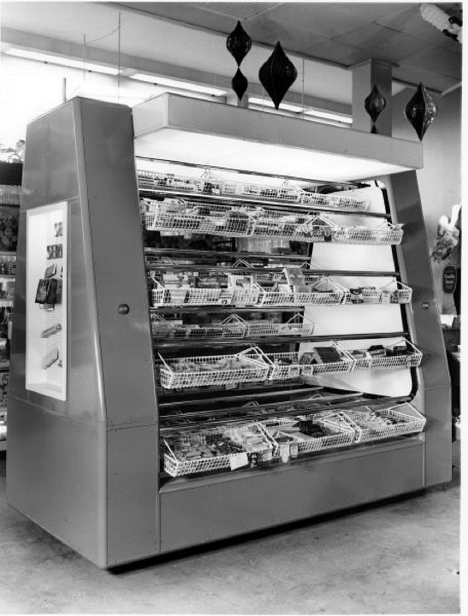 Pick and mix vending machines were developed in Wycombe factory