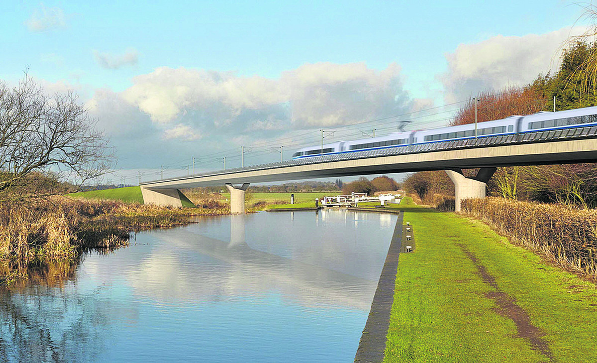 £800,000 spent by councils on HS2 challenge