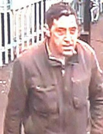 Police release CCTV after laptop stolen at Bucks railway station
