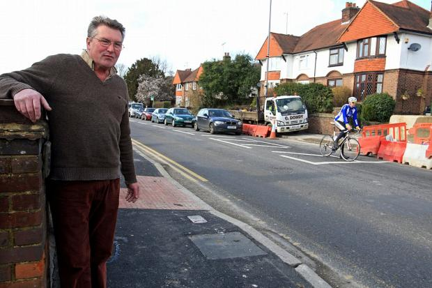 Resident angry over 'pushed through' pedestrian crossing
