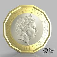 Bucks Free Press: The new one pound coin announced by the Government will be the most secure coin in circulation in the world (HM Treasury/PA)