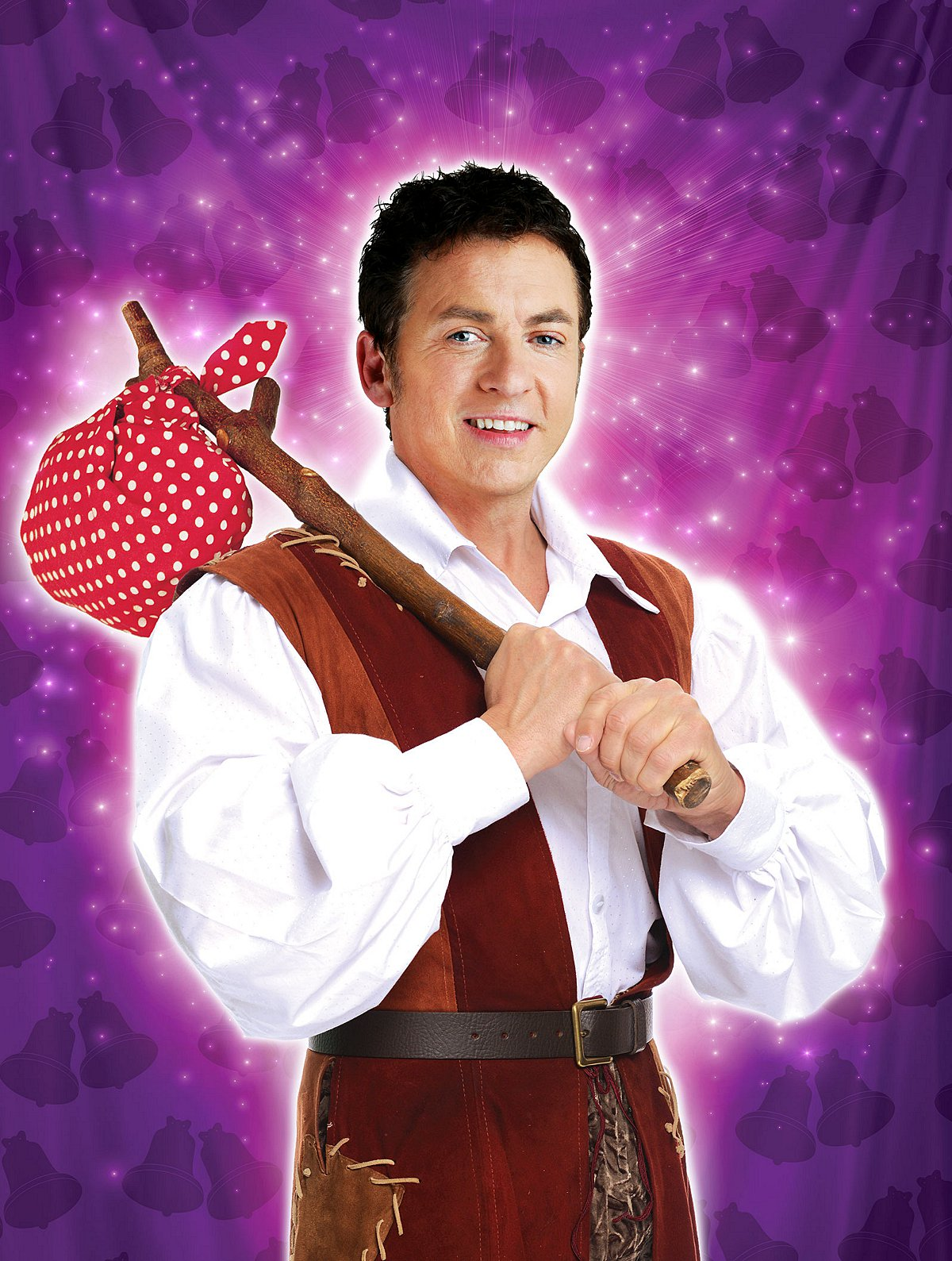 Shane Richie as Dick Whittington