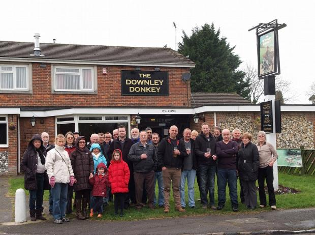 Residents: 'We don't want Morrisons in Downley'