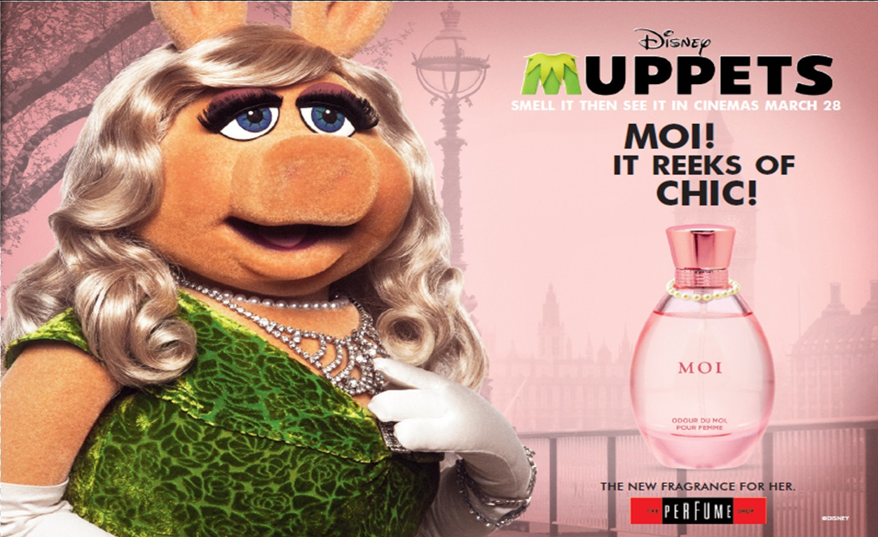 Muppets to launch new perfume in High Wycombe