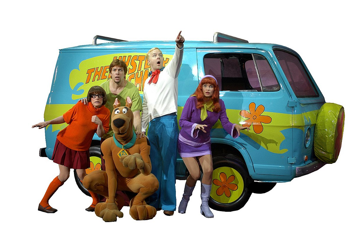 Scooby Doo is coming to High Wycombe