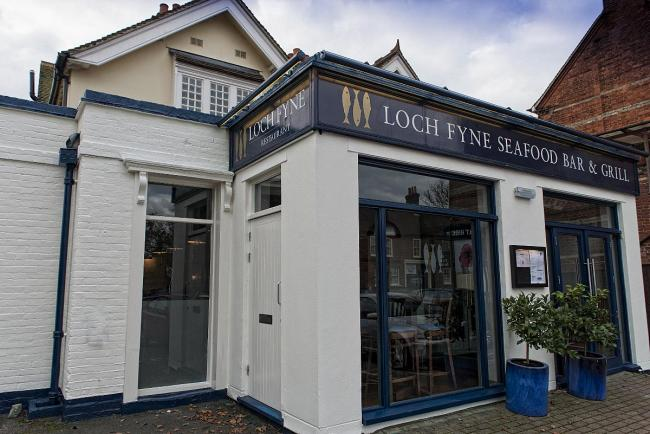 Fresh, simple fish on offer at Beaconsfield restaurant