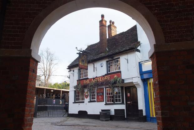 Historic Wycombe pub to reopen