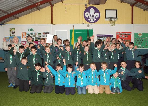 Bucks Free Press: £50k boost provides more for scouts