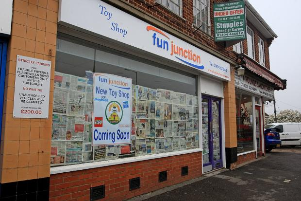 Bucks Free Press: New toy shop to open