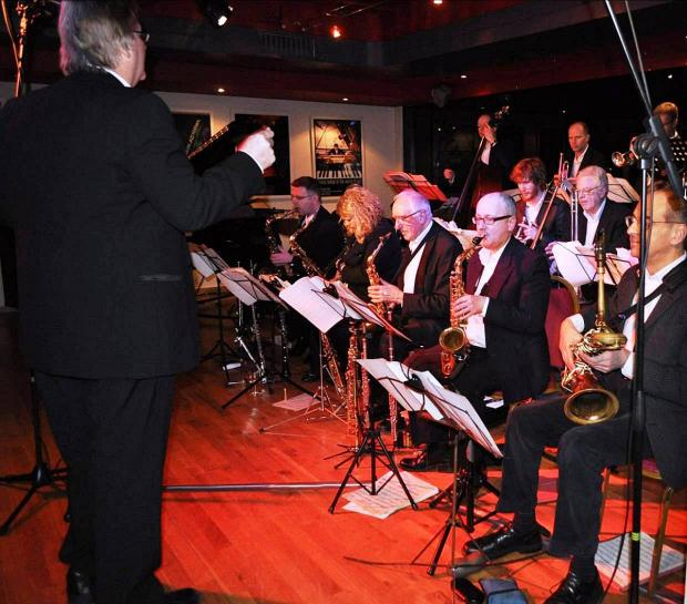 The Barton Band, who are at Marlow Jazz Club