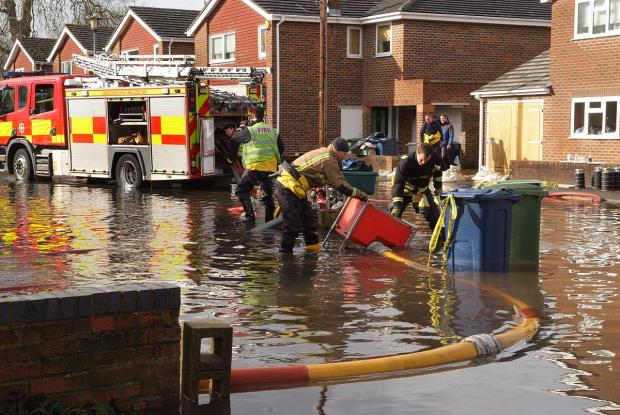 £5k grant for flood-hit homes now available