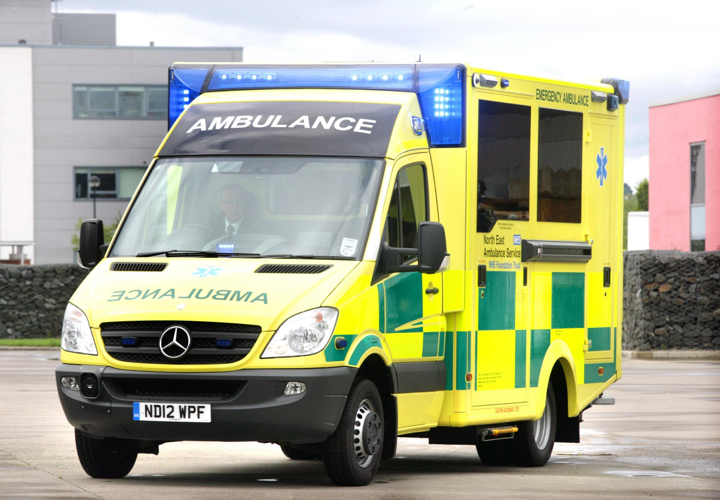 Nimby claims over ambulance concerns