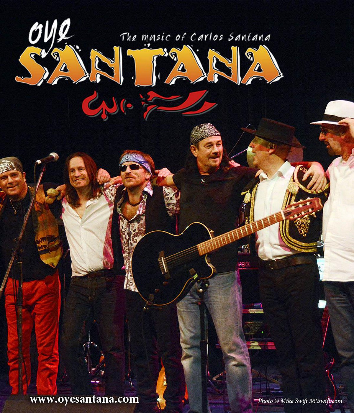 Santana tribute band record song for the World Cup