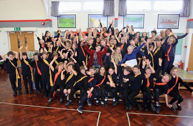 Youngsters tackle Shakespeare play