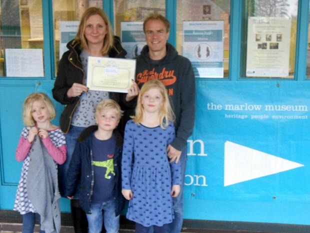 Museum welcomes 10,000th visitor
