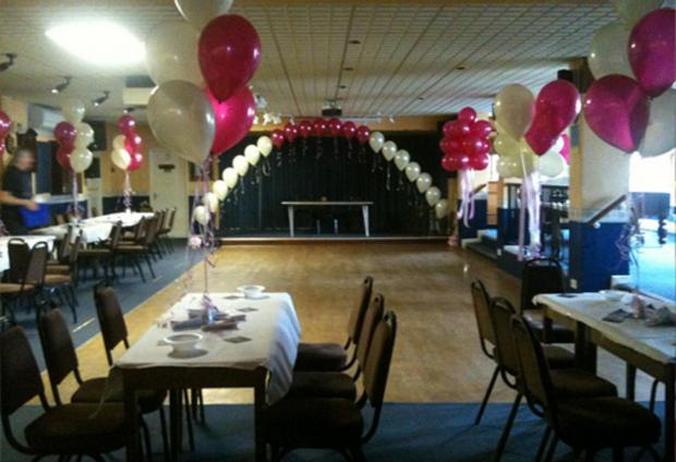 Award-winning club throwing Easter family party