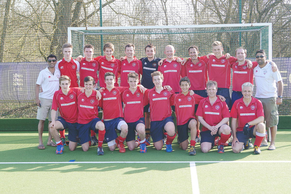 Marlow HC mens' second team have enjoyed unprecedented success.