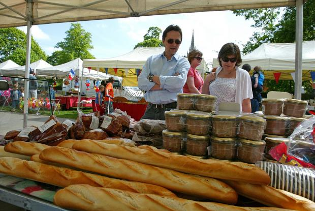 The French market proved a hit during its last incarnation in Higginson Park