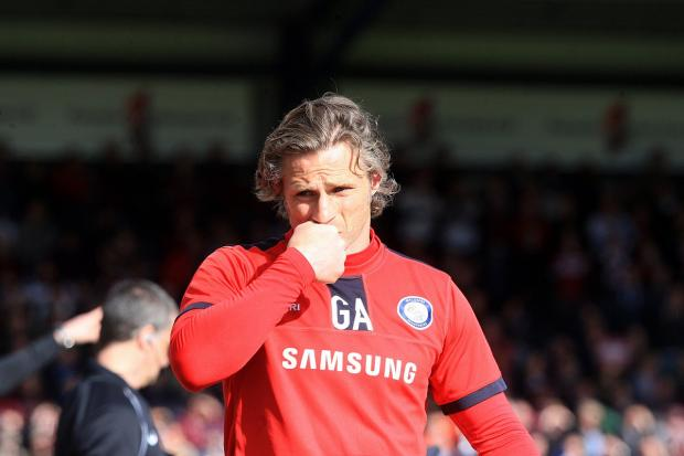 Gareth Ainsworth has some tough decisions to make this week